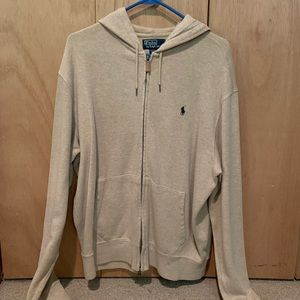Polo by Ralph Lauren Sweaters - Polo Zip-Up Hoodie